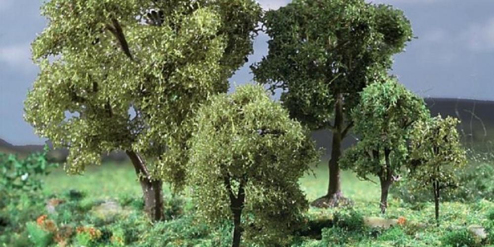 Bomen, struiken en heggen