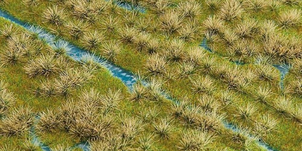 Natuur-, akker- en grasmatten