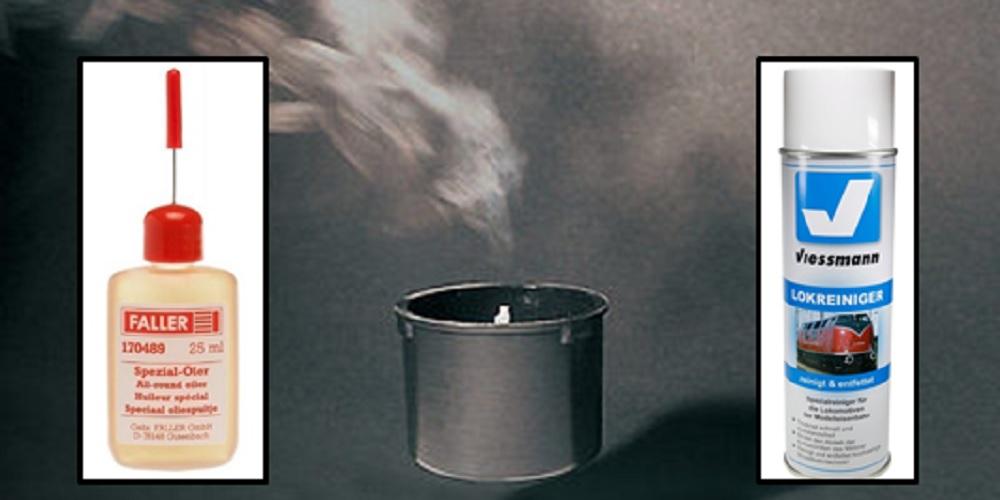 Reinigen, smeren en roken