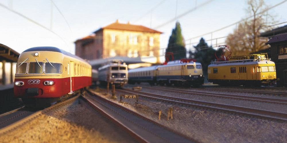 Locs, treinsets en treinstellen