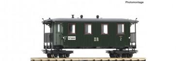 Roco 34061 - H0e Perswag. 4a. DR grün