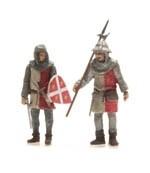 Artitec 10.331 - 2 Soldaten 15e eeuw  kit 1:87