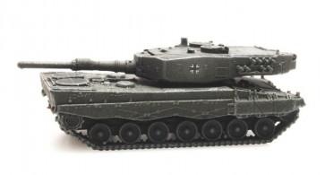 Artitec 322.010 - BRD Leopard II A4 treinlading  ready 1:220
