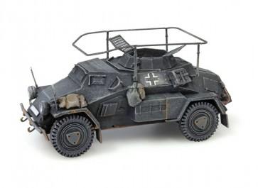 Artitec 387.106 GR - WM Sd. Kfz 223 4-Rad MG34 gr.  ready 1:87