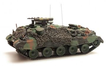 Artitec 6870010 - BRD Jaguar 1 camo gevechtsklaar    ready 1:87
