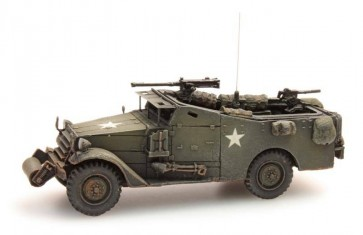 Artitec 387.114 - US/UK M3A1 White scout car  ready 1:87