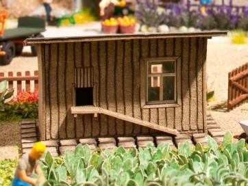 Noch 14378 - Hühnerhaus