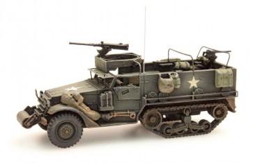 Artitec 387.115 - US Half Track M3A1 M2 MG  ready 1:87