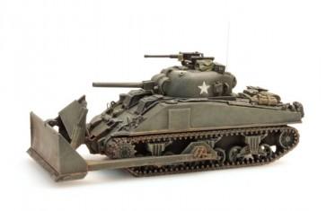 Artitec 387.116 - US/UK Sherman M4 'Dozer'  ready 1:87