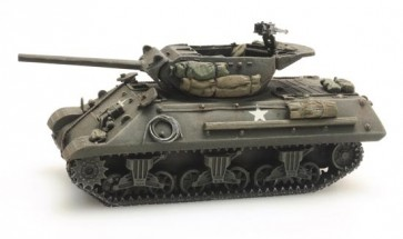 Artitec 87.116 - US M10A1 Tank Destroyer  kit 1:87