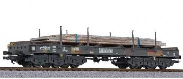 Liliput L235791 - Staalwagen NS