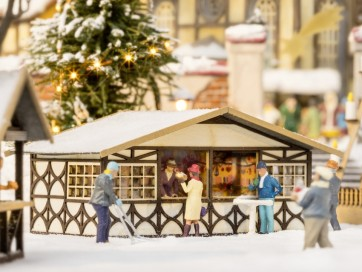Noch 14482 - Weihnachtsmarktstand