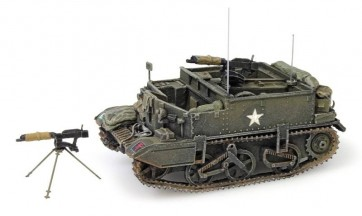 Artitec 387.124 - UK Universal carrier MG  ready 1:87