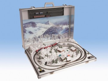 """Noch 88405 - Modellbahnkoffer """"Garmisch"""""""