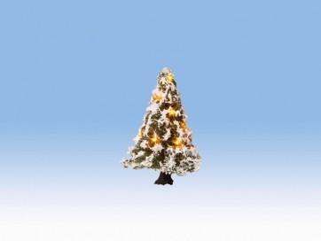 Noch 22110 - Beleuchteter Weihnachtsbaum