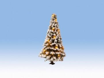 Noch 22120 - Beleuchteter Weihnachtsbaum