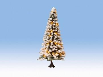 Noch 22130 - Beleuchteter Weihnachtsbaum