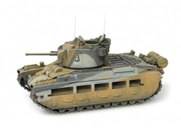 Artitec 387.130 CM - UK Matilda Mark II camo  ready 1:87