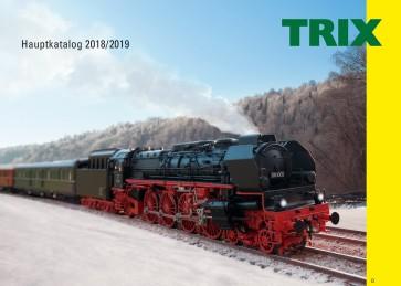 Trix 19833 - Catalogus 2018/2019 Nederlands