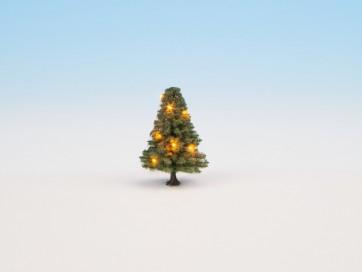 Noch 22111 - Beleuchteter Weihnachtsbaum