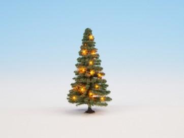 Noch 22121 - Beleuchteter Weihnachtsbaum