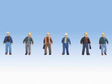 Noch 15057 - Bauarbeiter