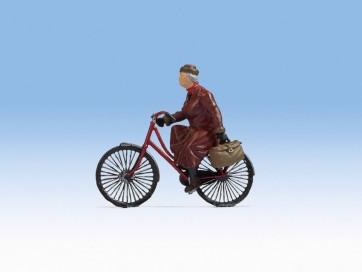 Noch 17871 - Radfahrerin