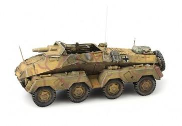 Artitec 387.142 - WM Sd. Kfz. 233 8-Rad 75 mm Kanonne  ready 1:87
