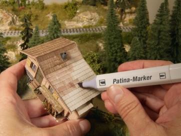 Noch 61158 - Patina-Marker für Modelle