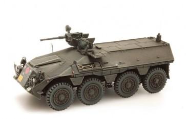 Artitec 387.145 - NL DAF YP 408 PWI-GR pantserw. inf. groepsvrt  ready 1:87