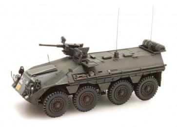 Artitec 387.146 - NL DAF YP 408 PW-CO pantserw. commandovrt  ready 1:87