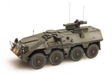 Artitec 387.149 - NL DAF YP 408 PW-AT pantserw. anti tank TOW  ready 1:87