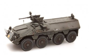Artitec 387.152 - NL DAF YP 408 PWI-PC pantserw. inf. peletons commandant  ready 1:87
