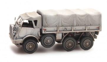 Artitec 387.157 - NL DAF YA 328 Cargo UNIFIL  ready 1:87