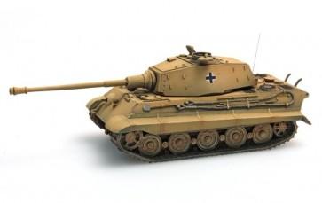Artitec 387.16 YW - WM Tiger II Henschel geel  ready 1:87