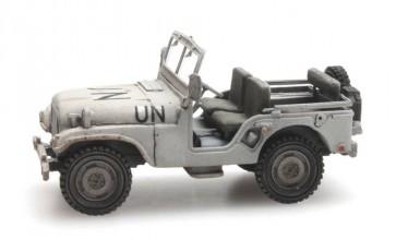 Artitec 387.170 - NL Nekaf Jeep UNIFIL  ready 1:87