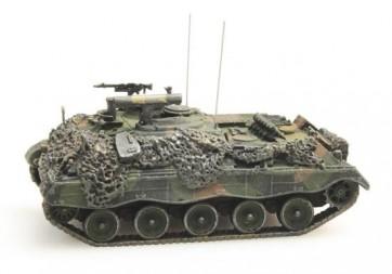 Artitec 6160017 - AT Jaguar 1 camo gevechtsklaar  ready 1:160