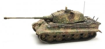 Artitec 387.17 AM - WM Tiger II Henschel Hinterhalt-Tarnung  ready 1:87