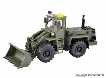 Kibri 18008 - H0 Bundeswehr ZETTELMEYER Rad