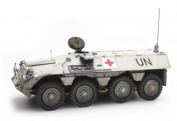 Artitec 387.183 - NL DAF YP-408 Pantserwagen gewonden transport  UNIFIL  ready 1:87