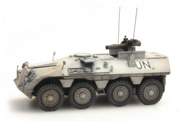 Artitec 387.185 - NL DAF YP-408 Pantserwagen anti tank, met TOW UNIFIL  ready 1:87
