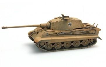 Artitec 387.18 YW - WM Tiger II Henschel Zimm. geel  ready 1:87