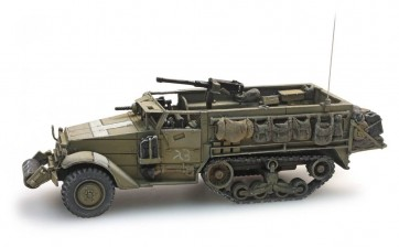 Artitec 387.193 - IDF HALFTRACK (6 Day War)  ready 1:87