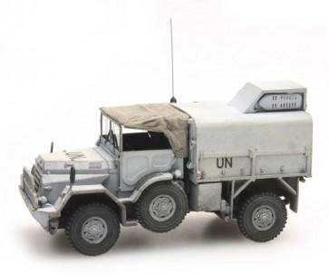 Artitec 387.196 - NL DAF YA 126 radiowagen UNIFIL  ready 1:87