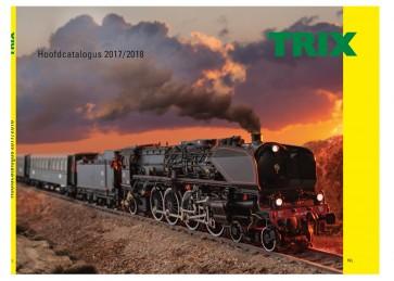 Trix 19823 - Catalogus 2017/2018 Nederlands