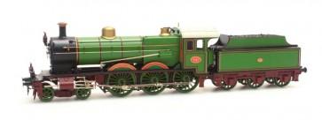 Artitec 22.219.01 - SS 731 appelgroen 3-as tender (11-21), LokSound V4.0 GS  train 1:87
