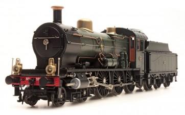 Artitec 21.224.01 - NS 3737 olijfgroen 3-as tender museumloc, LokPilot V4.0 WS  train 1:87