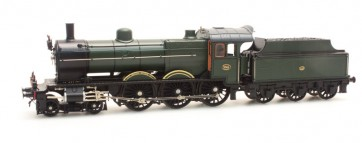 Artitec 23.225.04 - NS 3760 olijfgroen 3-as tender (50-58), LokSound V4.0 WS  train 1:87