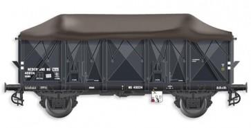Artitec 20.301.02 - GTU GRMK 40024, grijs, IIIa  train 1:87