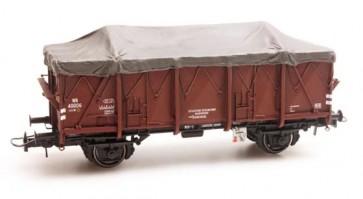 "Artitec 20.302.01 - GTU GRUW 40006, bruin, ""kalkvervoer"" IIIb  train 1:87"